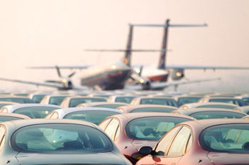 BHM Car Parking Airport