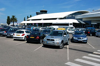 Canopy Car Parking Airport